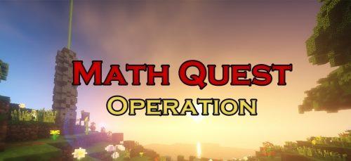 Math Quest: Operation для Майнкрафт 1.12.1