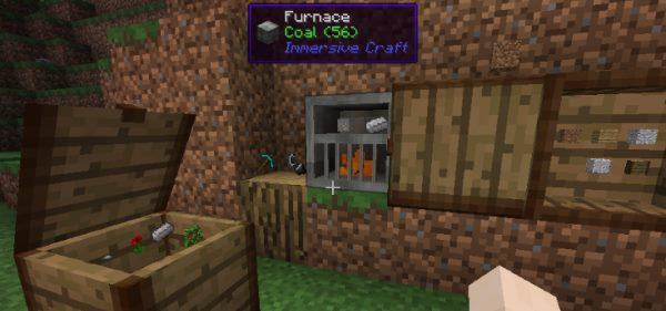 Immersive Craft для Майнкрафт 1.12.1