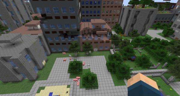 The Lost Cities для Майнкрафт 1.12.1