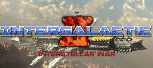 Intergalactic 2: Interstellar War для Майнкрафт 1.12.1