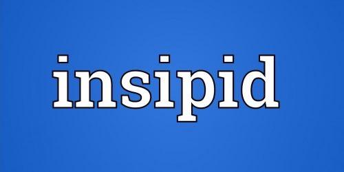 Insipid для Майнкрафт 1.12.1
