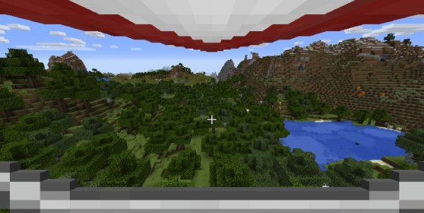 Open Glider для Майнкрафт 1.12.1