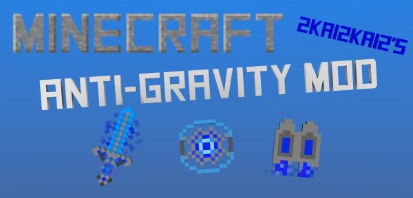 Anti-Gravity Device для Майнкрафт 1.12.1