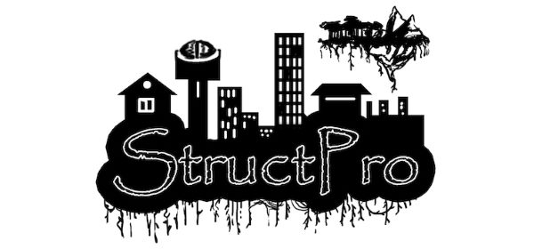 StructPro для Майнкрафт 1.12.1