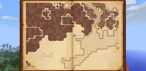 Antique Atlas для Майнкрафт 1.12.1