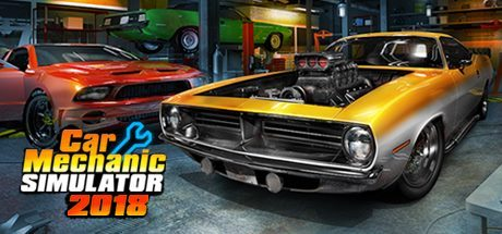 NoDVD для Car Mechanic Simulator 2018 v 1.2.0