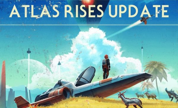 NoDVD для No Man's Sky: Atlas Rises v 1.32