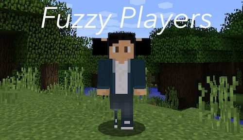 Fuzzy Players для Майнкрафт 1.12