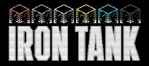 Iron Tanks для Майнкрафт 1.11.2
