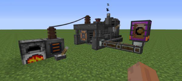 Immersive Engineering для Майнкрафт 1.12.1