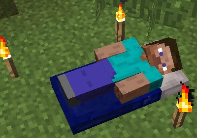Bag'o'Sleep для Майнкрафт 1.7.10