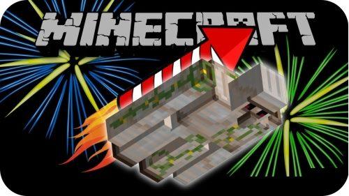 Living Fireworks для Майнкрафт 1.12