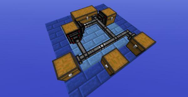 Extra Utilities для Майнкрафт 1.12.1