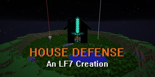 House Defense LF7 для Майнкрафт 1.12.1