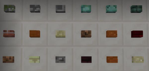 More Beautiful Buttons для Майнкрафт 1.12.1