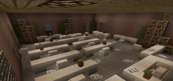 The Dead Office для Майнкрафт 1.11.2