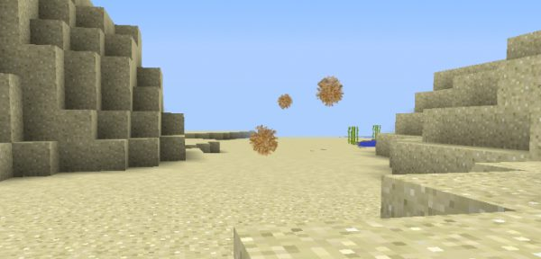 Tumbleweed для Майнкрафт 1.12.1