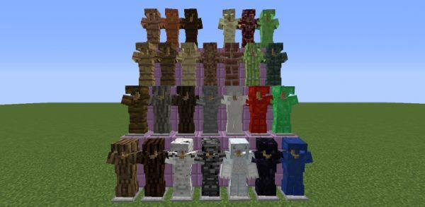 Block Armor для Майнкрафт 1.12.1