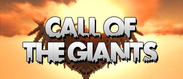 Call of The Giants для Майнкрафт 1.12.1