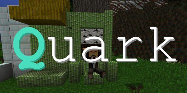 Quark для Майнкрафт 1.12.1