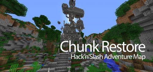 Chunk Restore для Майнкрафт 1.12.1