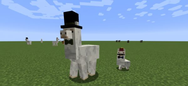 Better Than Llamas для Майнкрафт 1.12.1