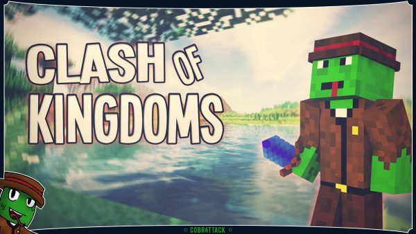 Clash of Kingdoms для Майнкрафт 1.12.1