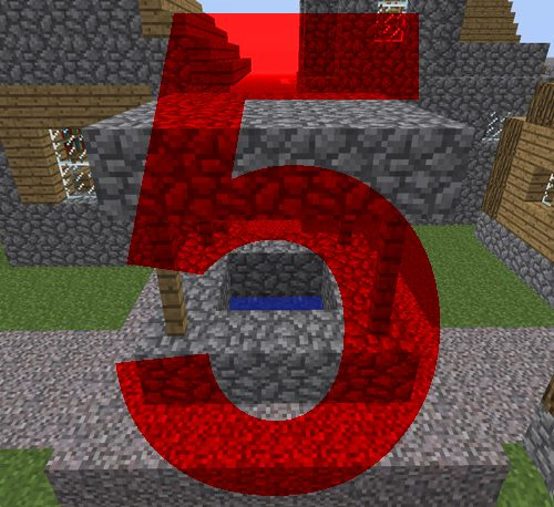 No Worldgen 5 You для Майнкрафт 1.12.1