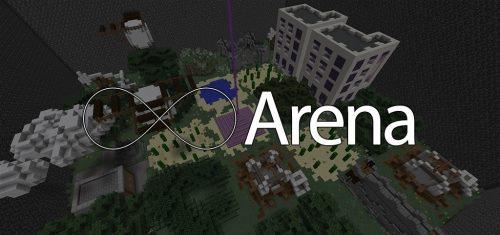 Infinity Arena для Майнкрафт 1.12.1