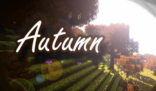 RangerCraft Autumn для Майнкрафт 1.12.1