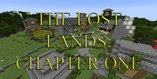 The Lost Lands: Chapter One для Майнкрафт 1.12.1