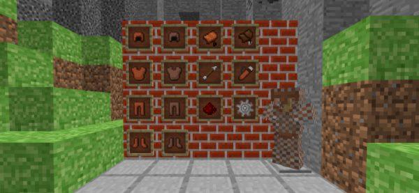Minecraft: First Edition для Майнкрафт 1.12.1
