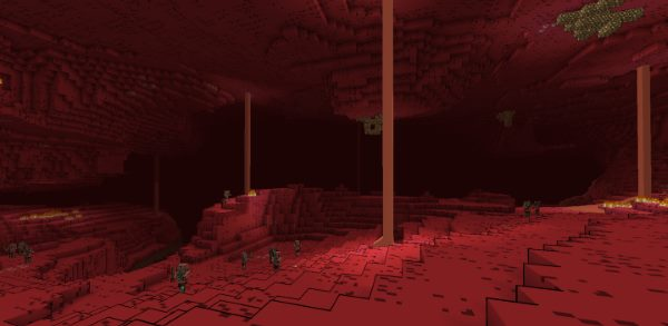 Comic Minecraft для Майнкрафт 1.12.1