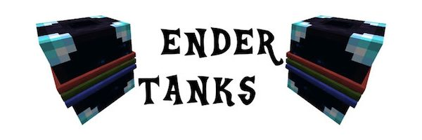 Ender Tanks для Майнкрафт 1.12.2