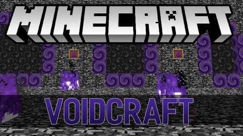 VoidCraft для Майнкрафт 1.12.2