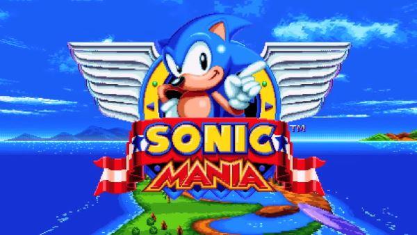 Патч для Sonic Mania v 1.03.0831