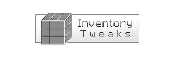 Inventory Tweaks для Майнкрафт 1.12.2