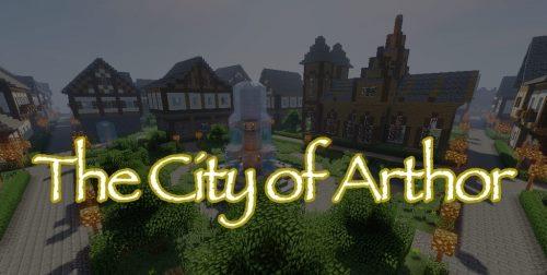 The City of Arthor для Майнкрафт 1.12.2