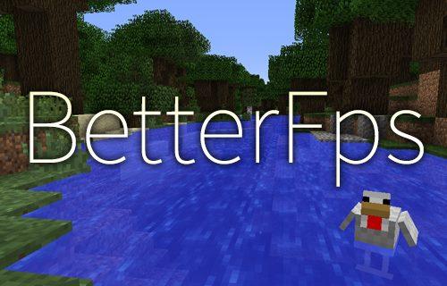 BetterFps для Майнкрафт 1.12.2