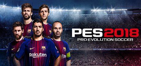 NoDVD для Pro Evolution Soccer 2018 v 1.01