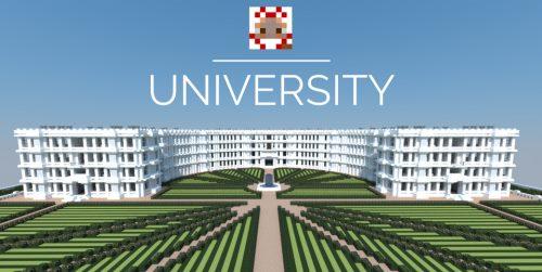 University для Майнкрафт 1.12.2