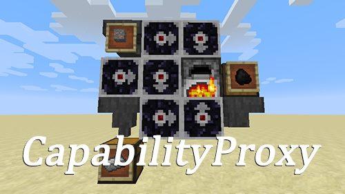 CapabilityProxy для Майнкрафт 1.12.2