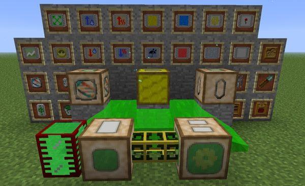 Gendustry для Майнкрафт 1.12.2