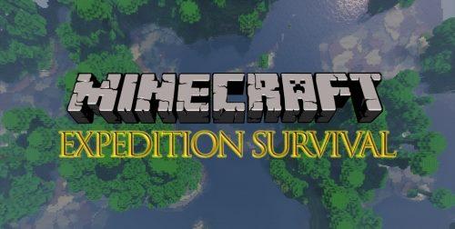 Expedition Survival для Майнкрафт 1.12.2