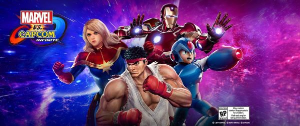 Кряк для Marvel vs. Capcom: Infinite v 1.0
