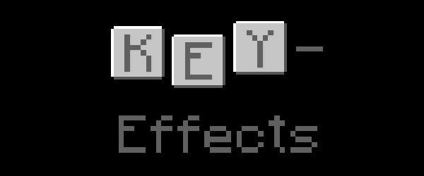 KeyEffects для Майнкрафт 1.12.2