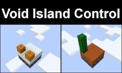 Void Island Control для Майнкрафт 1.12.2