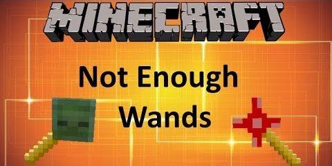 Not Enough Wands для Майнкрафт 1.12.2