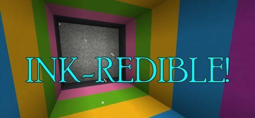 Ink-Redible! для Майнкрафт 1.12.2