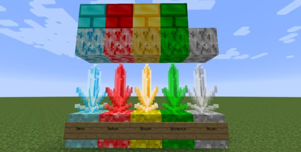 Futurepack для Майнкрафт 1.12.2